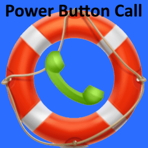 Power Button Call Logo