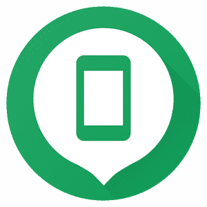 Google find my device logo