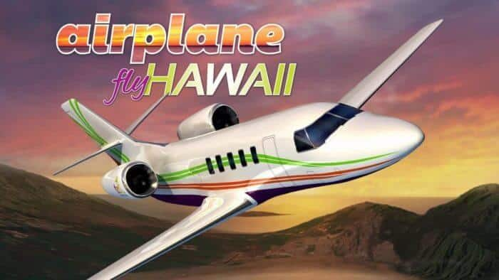 Airplane Fly Hawaii