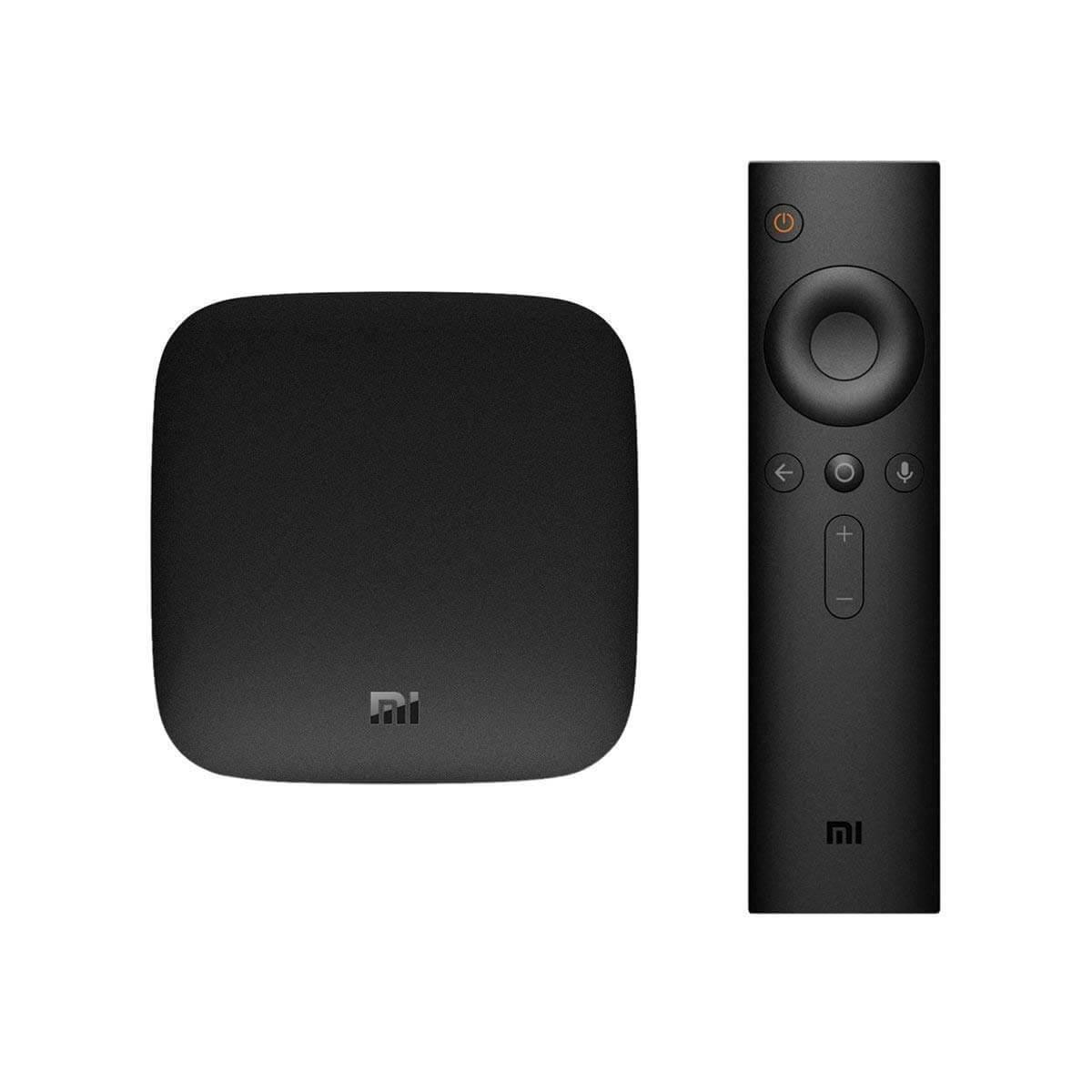 Xiaomi Mi Box - 4K Ultra HDR TV Streaming Media Player