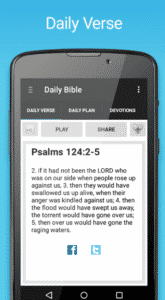 The Best of the Best Android Bible Apps