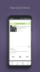 HarperCollins audio bible
