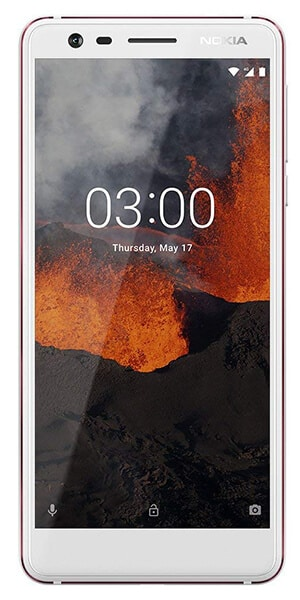 Nokia 3.1 - Tech Gifts for Seniors