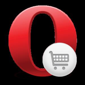 Opera Mobile Store logo