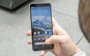 """Pixel Launcher build in Android Q beta 5 will have """"swipe anywhere to pull down notifications panel"""""""