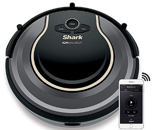 Shark Ion Robot Vacuum - Tech Gifts for Seniors