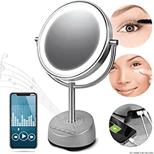 Sharper Image Vanity Mirror