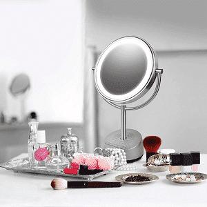 Sharper Image Vanity Mirror1