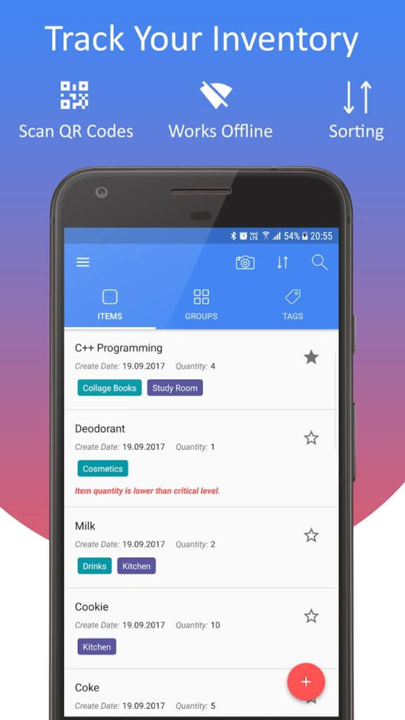 5 Best Small Business Inventory App For Android Smartphones