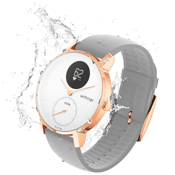 best-android-wear-os-smartwatch-men-withings-steel-hr-hybrid-waterproof