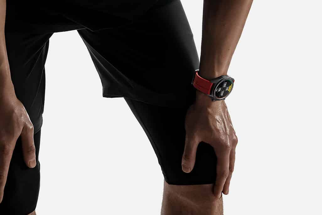 Android Smartwatch Sports Active Lifestyle