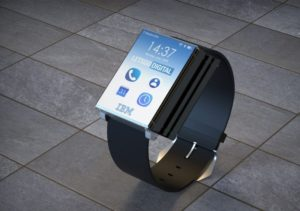 IBM patents the craziest design you have ever seen in a smartwatch (Photo Credits: Let's Go Digital)