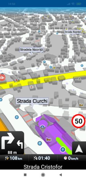 mapfactor navigate