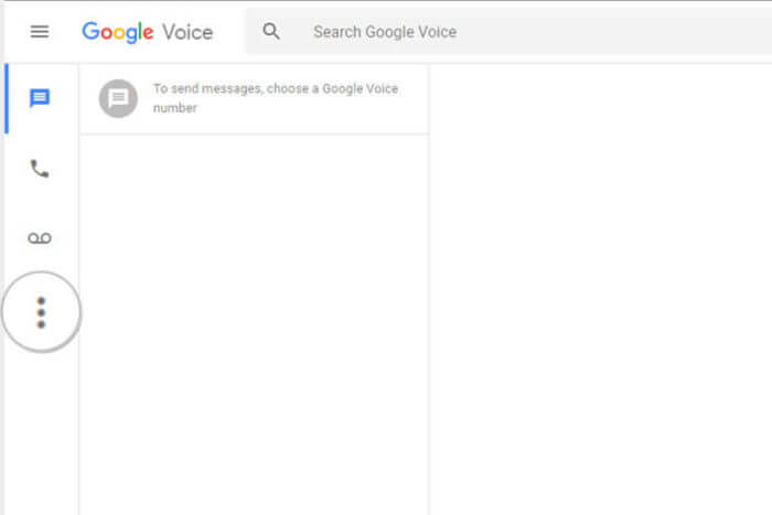 record a call google voice