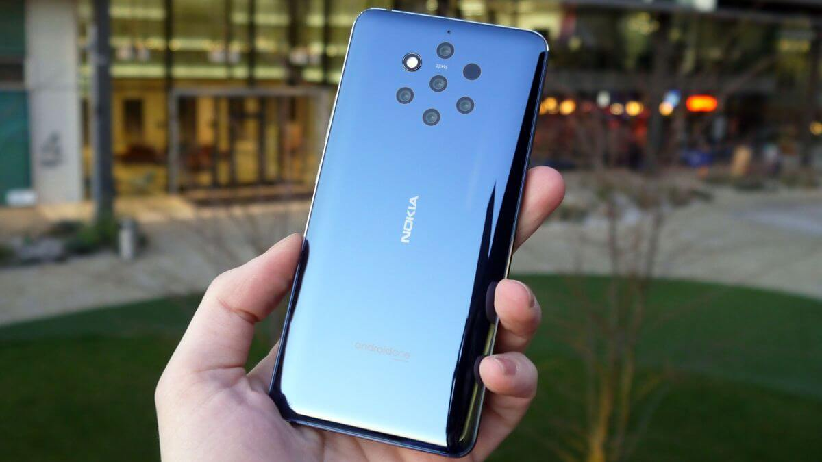 A Nokia 5G phone is coming this year at 'half' the price of what's in the market today