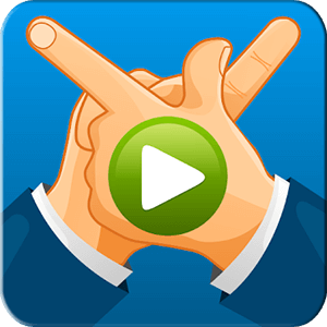 App for Deaf Users - ASL Translator - App Logo