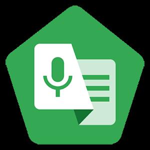 App for Deaf Users - Live Transcribe - App Logo