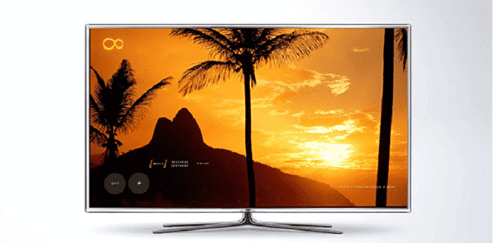Browse on your smart TV