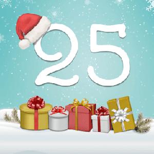 Days until Christmas - App Logo -Christmas Countdown