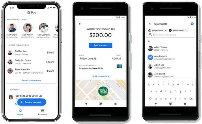 How to Use Google Pay - Send Money