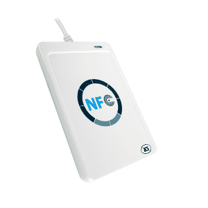 NFC Contactless Port