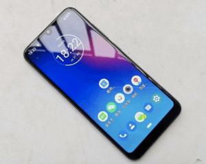 Moto E6 Plus leak shows the smartphone's design
