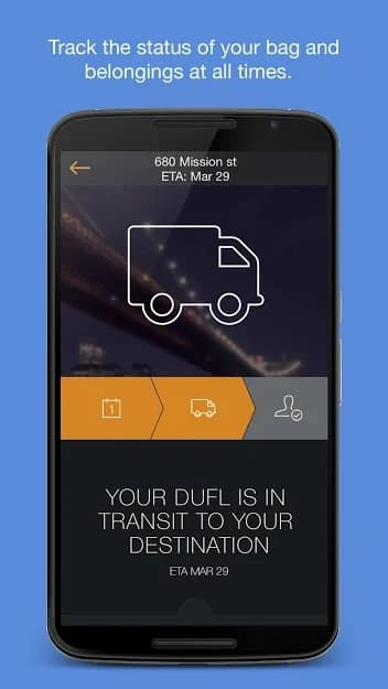 best-business-travel-app-android-ios-dufl-baggage-luggage-service-international-clothes-suit-delivery