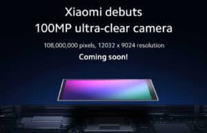 Xiaomi is planning to launch a smartphone with 108-megapixel camera, according to a teaser