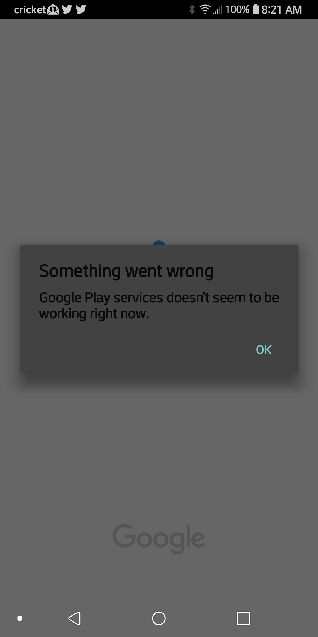 google-Play-Services-Stopped-error-how-to-fix