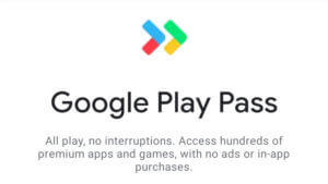 Play Pass offers a wide library of both apps and games for Android users