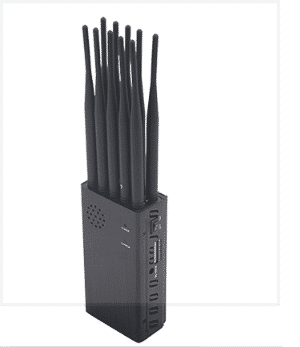 10 Antennas High Power Military Jammer