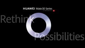 Huawei Mate 30 Pro will launch on September 19, Google-branded apps still unknown