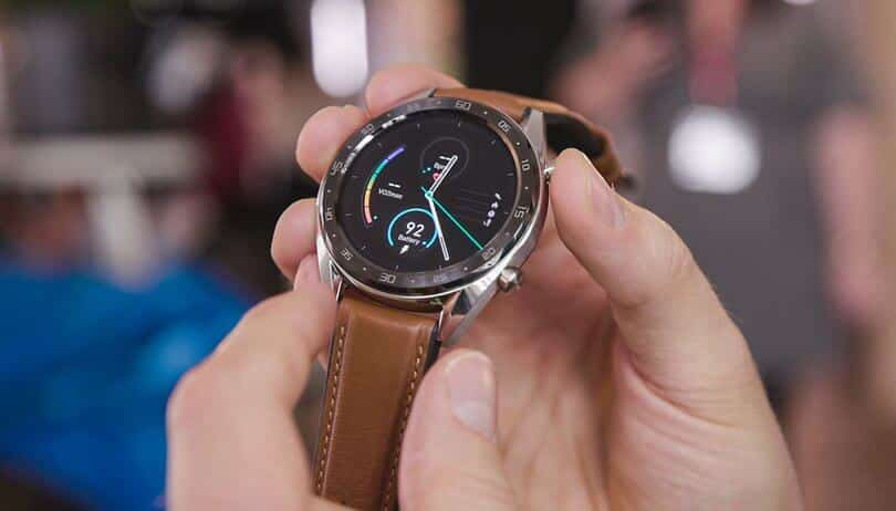 Huawei unveils a new fashionable smartwatch with an impressive battery life
