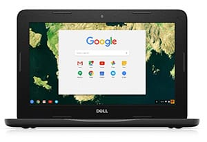 Best Chromebook under 200 - Dell Chromebook 11