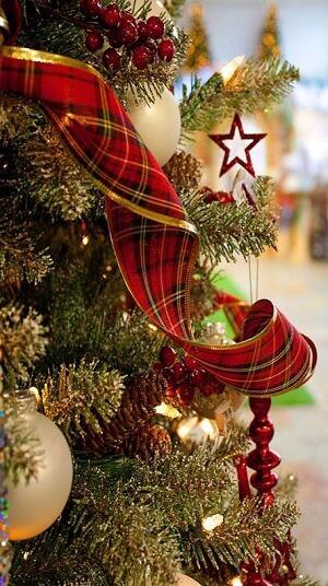 Cute HD Christmas Tree Wallpaper