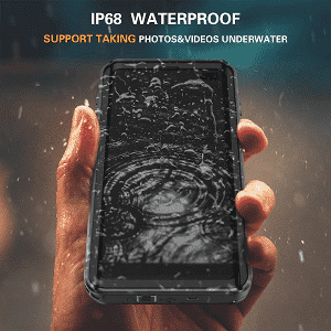 GOLDJU Samsung Galaxy S10 Plus Waterproof Case1