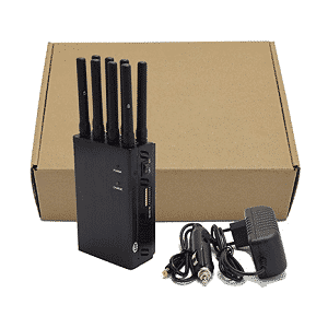 Portable 8 Bands Portable Cell Phone Jammer Kit