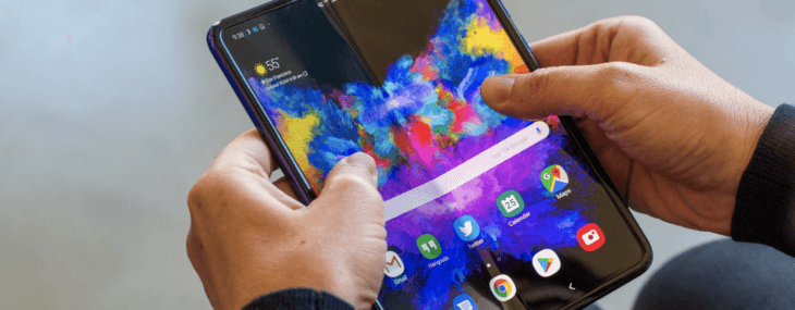 Galaxy Fold finally hits stores in the US this week