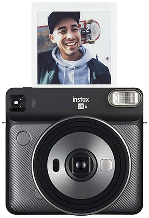 Valentine Tech Gifts – Fujifilm Instax Square SQ6