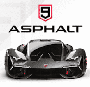 Android Arcade Game: Asphalt 9