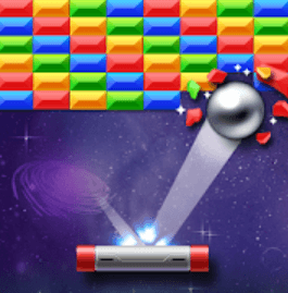 Arcade Game for Android: Brick Breaker Star: Space King