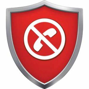 calls blocker logo