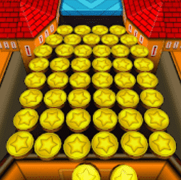 Android Arcade Game: Coin Dozer