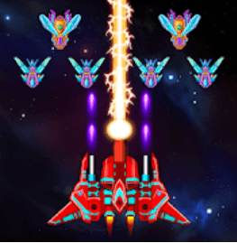 Android Arcade Game: Galaxy Attack