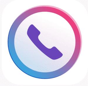 hiya caller id and blocker logo