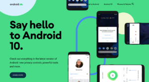 Google's Android 10 launches today, September 3rd to Pixel smartphones