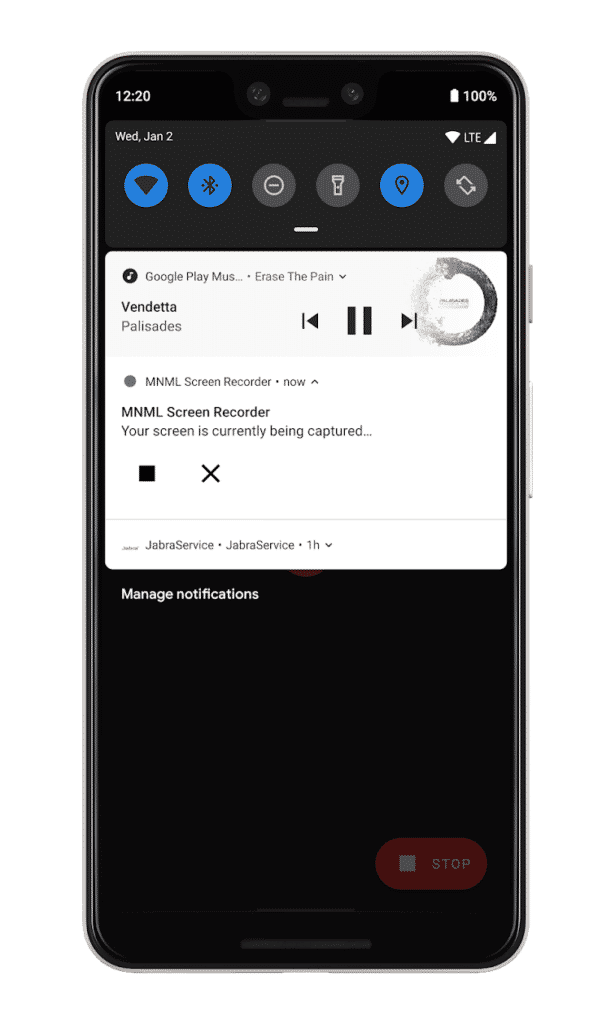 mnml_screen_recorder_Best_Screen_Recording_Apps_Android_3