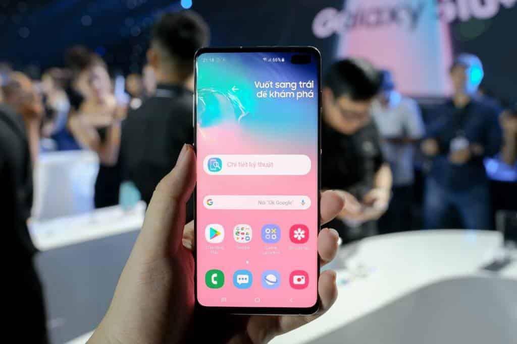 Samsung Phone Comparison: Galaxy S10 vs. S10 Plus vs. S10e vs. S10 5G