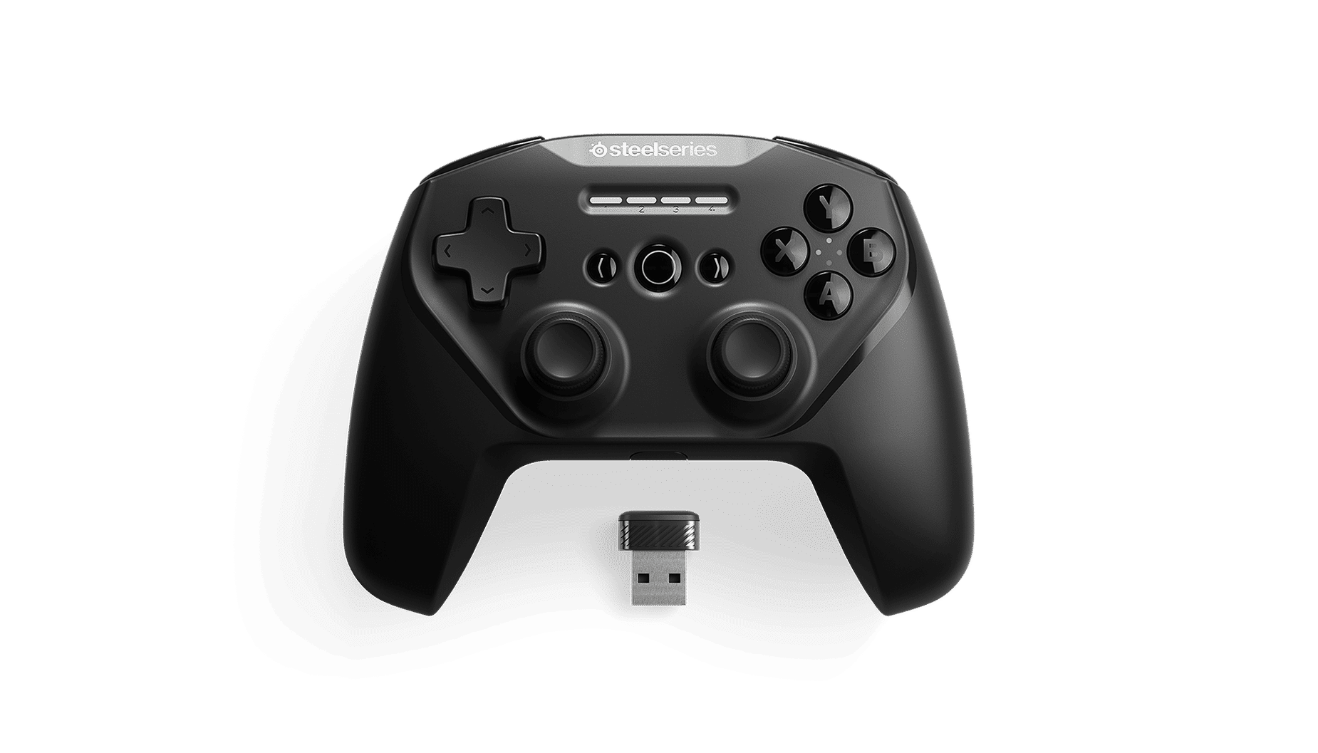 steelseries STRATUS DUO bluetooth gaming controller android windows vr