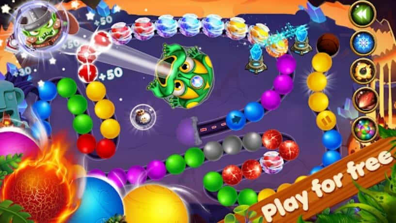 Android Arcade Game: Zumbla Classic